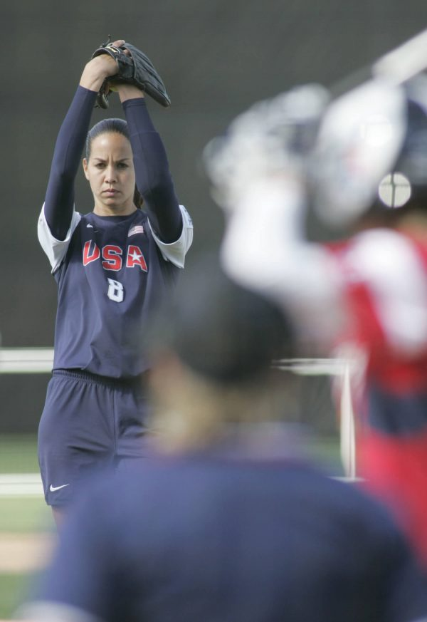 Cat Osterman - Famous Softball Pitcher