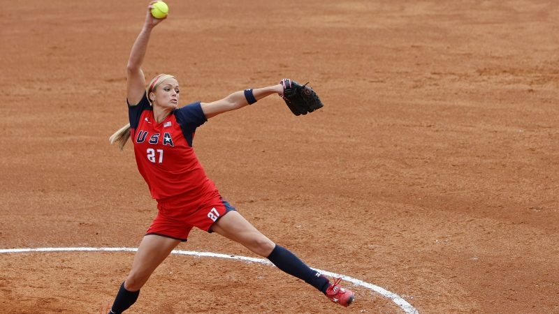 Jennie Finch - Famous Softball Player